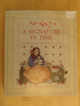 LOUISE ALICE JAY A STITCH IN TIME VINTAGE BOOK