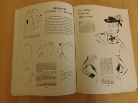 LOUISE ALICE JAY MODERN HOME NEEDLE CRAFT VINTAGE BOOK REFASHION 1