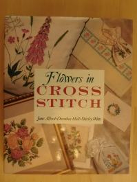 LOUISE ALICE JAY VINTAGE CROSS STITCH FLOWERS PATTERNS 1