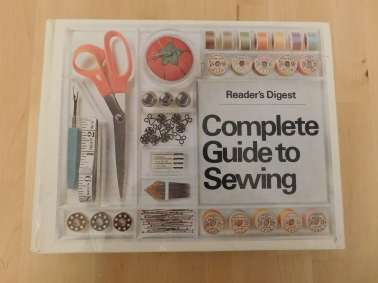 READERS DIGEST COMPLETE GUIDE TO SEWING LOUISE ALICE JAY 1