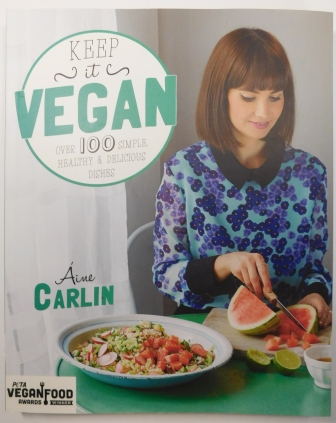 Aine Carlin Keep It Vegan